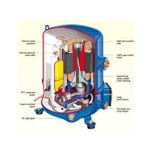 Máy Nén Lạnh MANEUROP MT50-4VI