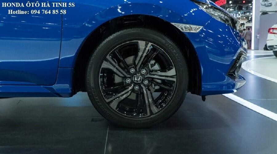 Honda Civic nhập khẩu mới - Honda Ôtô Hà Tĩnh 5S - Hotline: 0947648558 - Hình 9