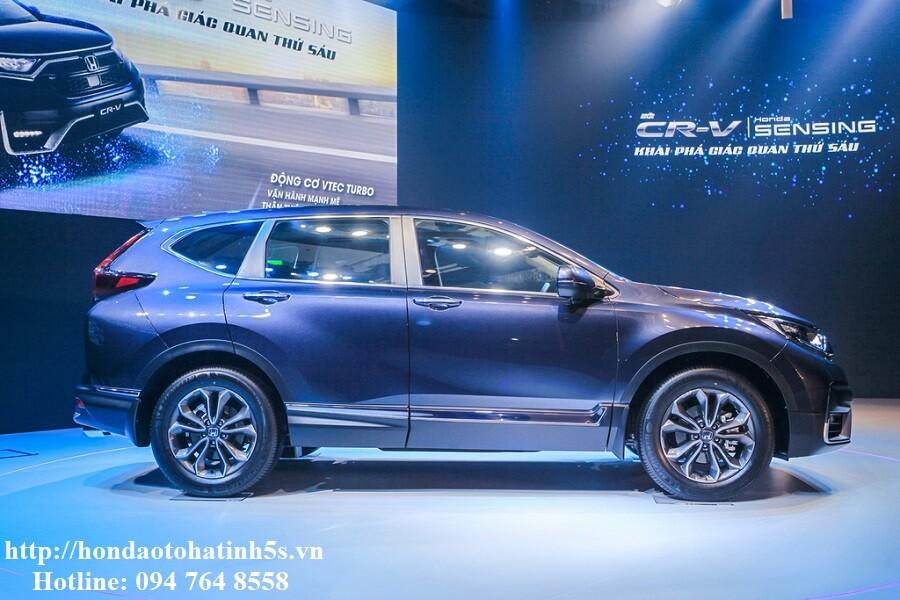 Honda CRV mới - Honda Ôtô Hà Tĩnh 5S - Hình 10