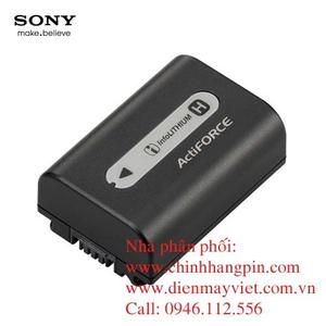 Pin (battery) máy quay Sony NP-FH50 H-Series Info-Lithium chính hãng original