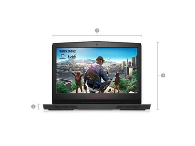 ALIENWARE 17 R5 - I7 8750H GTX 1070 RAM 16GB SSD 256GB 17.3 Like New