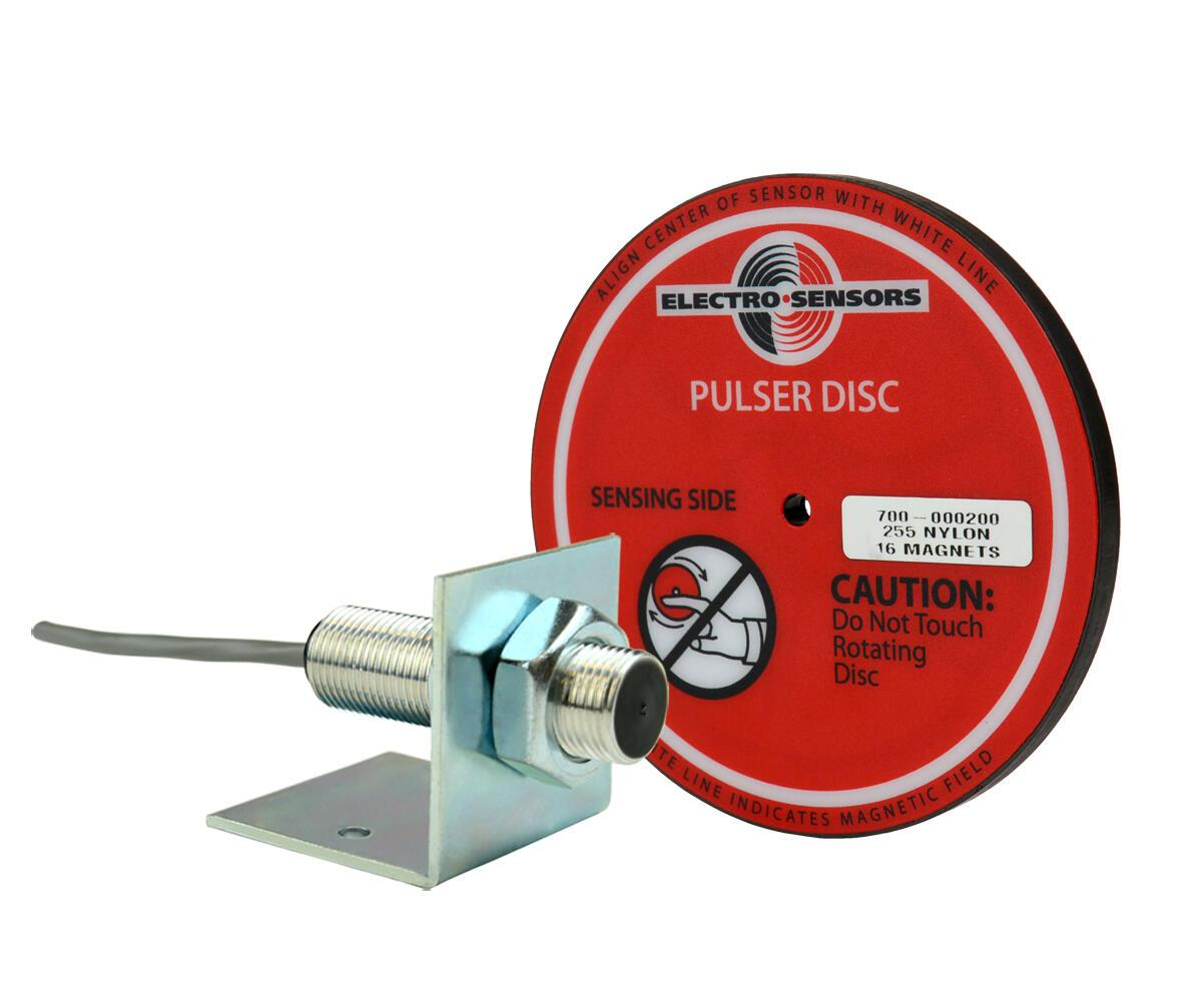 Cảm biến tốc độ quay Electro-Sensors ST420-L 2 - 200 RPM, 8 PPR
