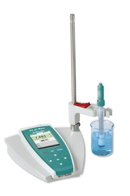 Máy đo pH 913