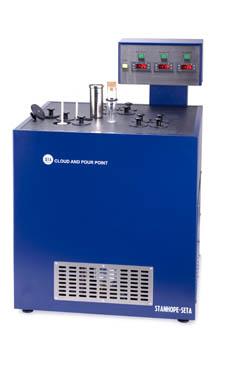 MÁY ĐO ĐIỂM ĐÔNG ĐẶC ASTM D97 SETA ( Seta Compact Cloud and Pour Point Cryostat )