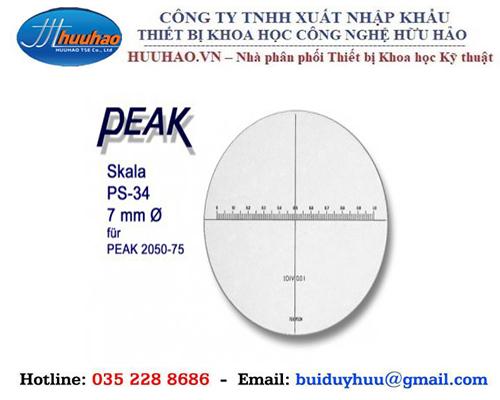 Kính lúp dạng bút Peak 2050 - 75x