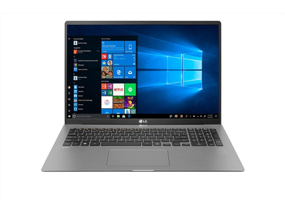 Laptop LG gram 17Z90N-V.AH75A5 xám bạc (Cpu i7 - 1065G7, Ram 8GD4 , 512 G SSD M.2, 17 inch WQXGA