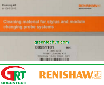 A-1085-0016 | Renishaw A-1085-0016 | CK200 cleaning kit for kinematic coupling mechanisms | Renishaw