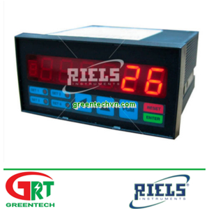 A2X   Reils   Bộ đếm số   inary totalizer counter   Indicator   Reils Instruments Vietnam
