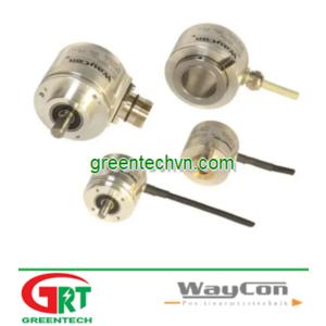 A36, A58 series | Incremental rotary encoder | Bộ mã hóa vòng quay tăng dần | WayCon Việt Nam