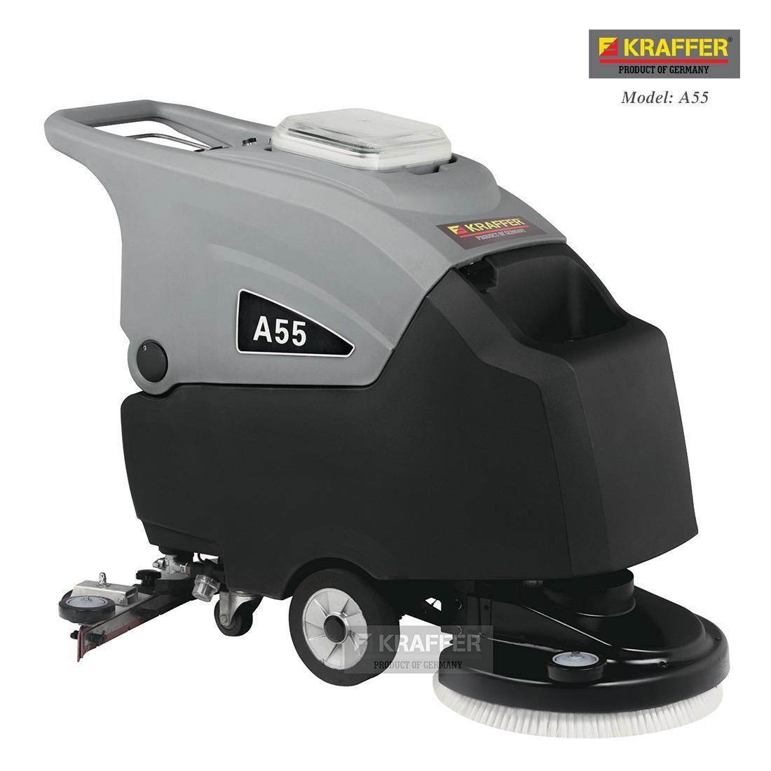 Máy lau sàn công nghiệp Kraffer model A55