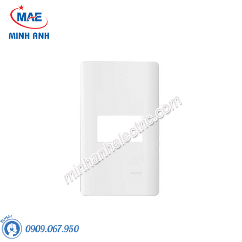 Mặt cho 1 thiết bị size S màu trắng-Series Zencelo A - Model A8401S_WE_G19
