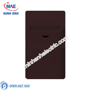 Công tắc chìa khóa thẻ màu đồng-Series Zencelo A - Model A8431EKT_SZ