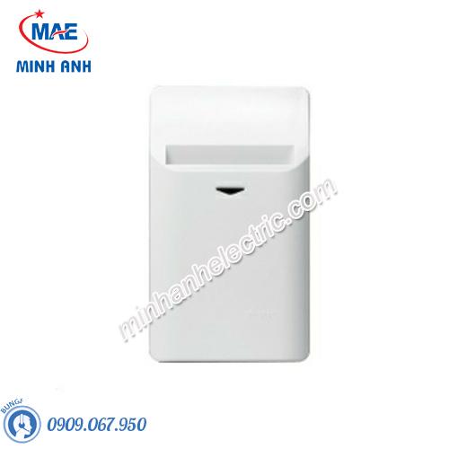 Công tắc chìa khóa thẻ màu trắng-Series Zencelo A - Model A8431EKT_WE