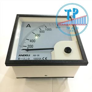 Đồng hồ Ampe 1000/5A