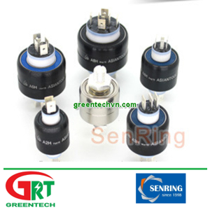 A8H | A1030 | A1230 | Senring | Vành trượt điện động lực | Mercury slip ring | Senring Vietnam