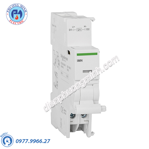 Voltage release, iMN, tripping unit 220.240 VAC - Model A9A26960