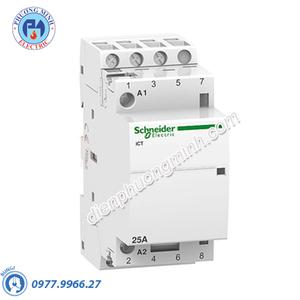 Contactor iCT 3P, coil voltage 230/240VAC, 25A 3NO - Model A9C20833