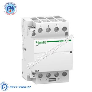 Contactor iCT 3P, coil voltage 230/240VAC, 40A 3NO - Model A9C20843