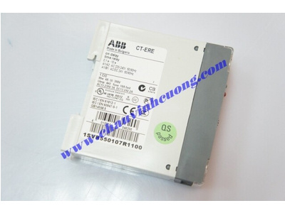 Timer relay ABB 1SVR550107R1100