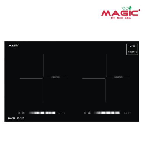 BẾP ĐIỆN TỪ ĐÔI MAGIC ECO AC-210