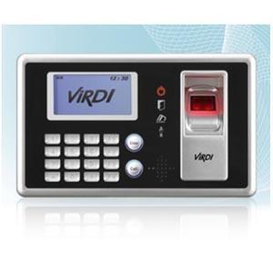 AC-4000 (KOREA), máy chấm công, kiểm soát cửa vân tay & thẻ & password