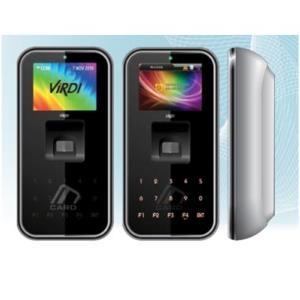 AC-5000 (KOREA), chấm công, kiểm soát an ninh sử dụng đồng thời Vân tay & Thẻ & Password