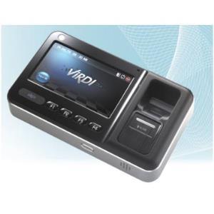 AC-6000 (KOREA), Máy chấm công, kiểm soát cửa sử dụng đồng thời Vân tay & Thẻ & Khuôn mặt