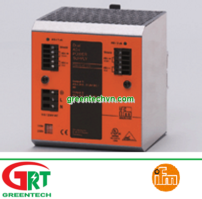 AC1212   IFM AC1212   Bộ nguồn Bus system AS-Interface   PowerSupply 230VAC 2x4A   IFM Vietnam