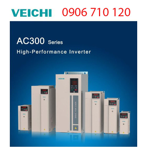 AC300-S2-1R5G , Biến tần Veichi AC300-S2-1R5G