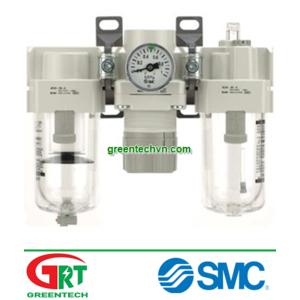 AC40-04DG-A | SMC | Bộ lọc điều áp AC40-04DG-A | SMC Việt Nam
