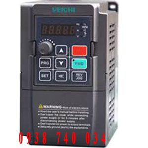 AC70E S2 2R2G , Biến tần Veichi vào 1 pha 220v ra 3 pha 220v , 3HP
