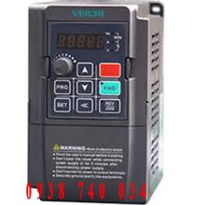 AC70E S2 R75G , Biến tần Veichi vào 1 pha 220v ra 3 pha 220v , 1HP