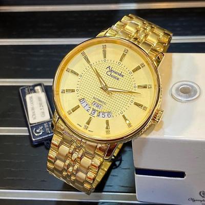Đồng hồ nam Alexandre Christie AC8a186a-mgpgo chính hãng