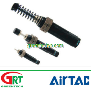 Shock damper / gas / for doors / adjustable max. 1 050 Nm | ACA | Airtac Vietnam | Khí nén Airtac