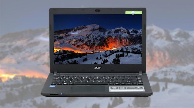 Acer ES1-431 N3050~1.6GHz Ram 4G HDD 500GB 14 HD