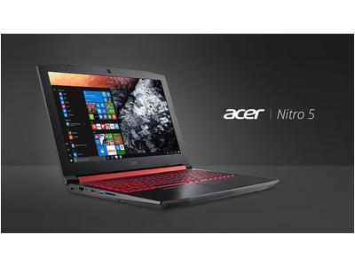 Acer Nitro 5 ( Core I5 9300H   Ram 8Gb   Ssd 256   15.6 FULL HD   GTX 1050 3GB GDDR5 Like new