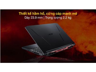ACER NITRO 5 AN515-45-R3SM   AMD R5-5600H   RAM 8GB   SSD 512GB   15.6″ 144HZ IPS   GEFORCE GTX 1650
