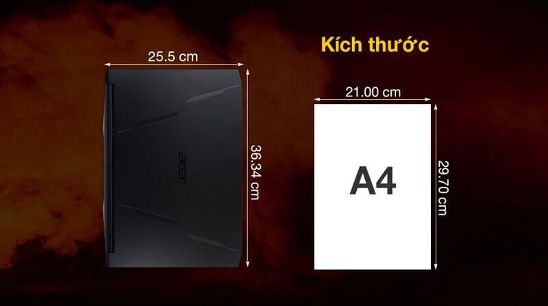 Acer Nitro 5 an515-45-r3sm mới