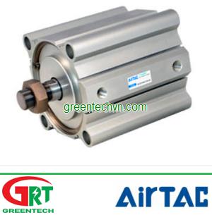 Pneumatic cylinder / double-acting   ACQ series   Xilanh 2 h.trình   Airtac Vietnam   Khí nén Airtac
