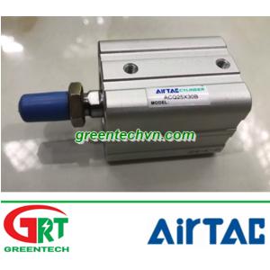 ACQ25x30B | ACQ25x30-B | Airtac ACQ25x30B | Xylanh khí ACQ25x30B | Airtac Viêt Nam
