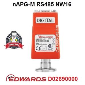 ACTIVE PIRANI GAUGE nAPG-M RS485 NW16