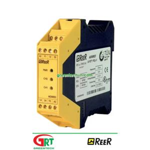 AD SRE3C | Reer AD SRE3C | Rơ-le AD SRE3C | Safety relay AD SRE3C | Reer Việt Nam