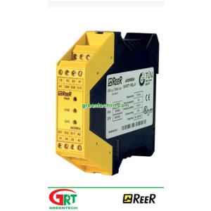 AD SRE4C | Reer AD SRE4C | Rơ-le AD SRE4C | Safety relay AD SRE4C | Reer Việt Nam