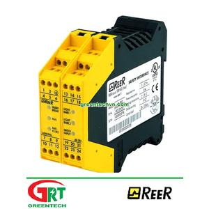 AD SRM | Reer AD SRM | Rơ-le AD SRM | Safety relay AD SRM | Reer Việt Nam