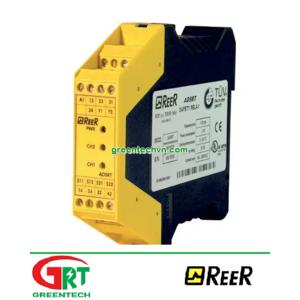 AD SRT | Reer AD SRT | Rơ-le AD SRT | Safety relay AD SRT | Reer Việt Nam
