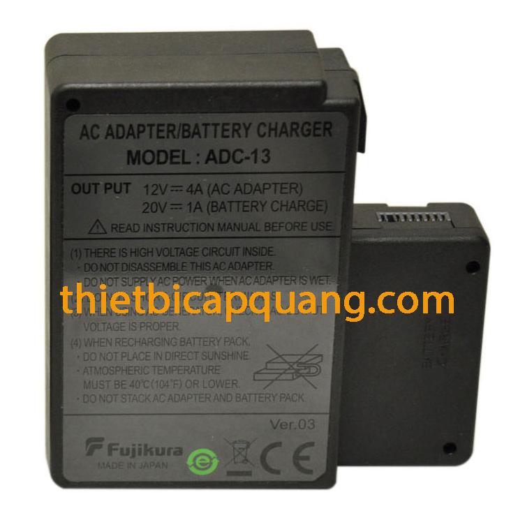 Adapter máy hàn cáp quang Fujikura 60S/ADC-13