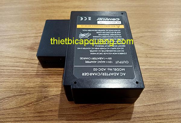 Adapter máy hàn cáp quang Comway C6