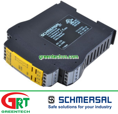 AES 1235   AES 1235   Schmersal   Rơ-le an toàn AES 1235   Safety relay AES 1235