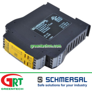 AES 1235   AES1235   Schmersal   Rơ-le an toàn AES 1235   Safety relay AES 1235