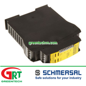 AES 1235 Schmersal | AES1235-24VDC | Schmersal | Rơ-le an toàn AES 1235 | Safety relay AES 1235